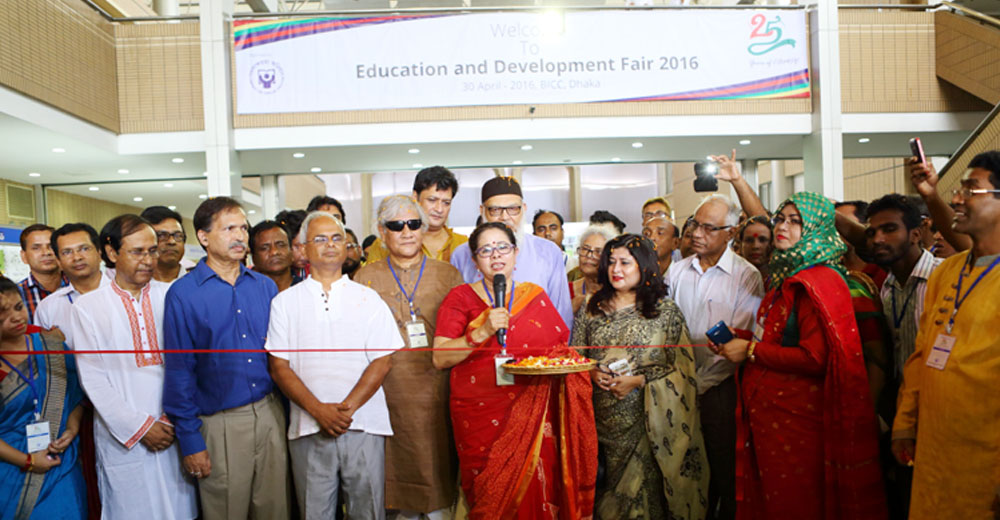 Education and Development Fair 2016
